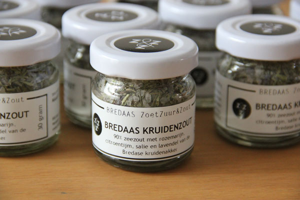 Streekproducten-Breda kruidenzout